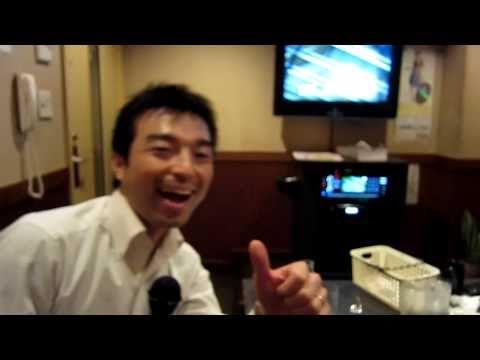 Karaoke in Osaka