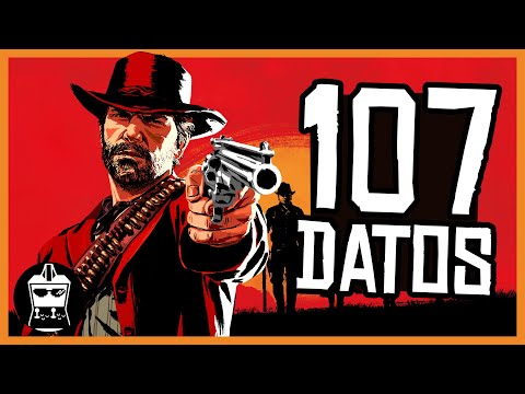 107 Datos que DEBES saber de Red Dead Redemption 2 | AtomiK.O. #69 thumbnail