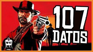 107 Datos que DEBES saber de Red Dead Redemption 2   AtomiK.O. #69