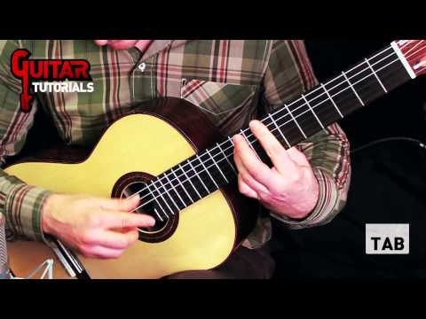 Bohemian Rhapsody (Queen) - Verse - Guitar tutorial with Francesco Zappa (Classical Guitar)