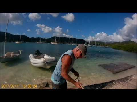 Hog Island, Grenada, Caribbean