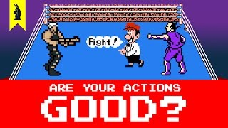 Are Your Actions GOOD? (Kant vs. Mill) - 8-Bit Philosophy