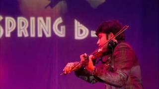 കണ്ണീർ പൂവിന്റെ കവിളിൽ തലോടി | Kanneer Poovinte Kavilil Thalodi | Violin | Vivekanand