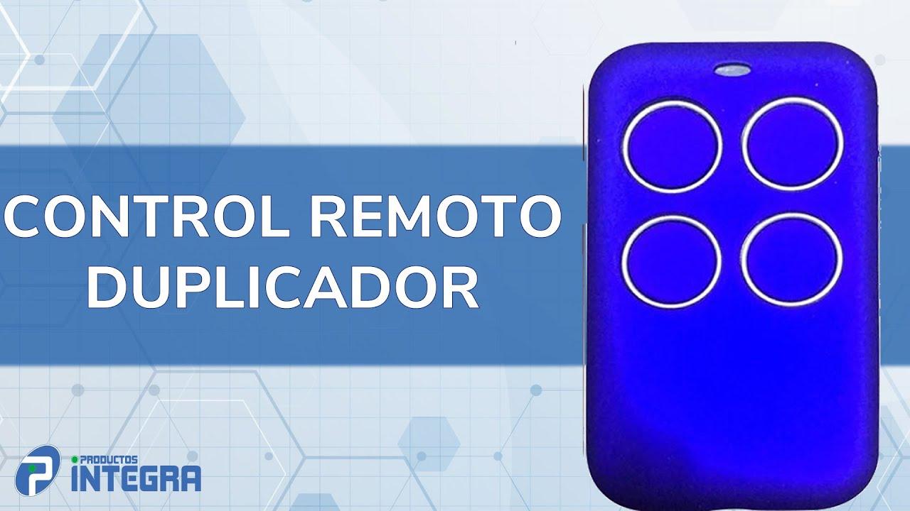 SNOWINSPRING Garaje Remoto 280-868Mhz AGC Duplicador de Control Remoto Controlador de Copia Puerta de Clonaci/óN Abridor de Puerta