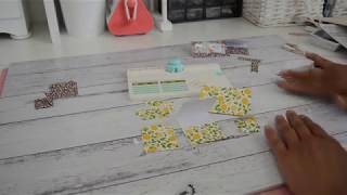 6x6 Paper | WRMK | Mini Envelope Punchboard | 🌸 5 fun projects using one 6x6 paper  🌸