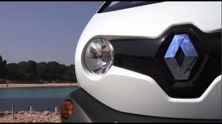Renault Twizy Review: Are Electric Cars Any Good? - /CHRIS HARRS ON CARS