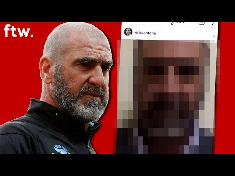 IT'S TIME TO CANCEL ERIC CANTONA (FTW)