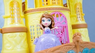 Disney Sofia the First 2-in-1 Sea Palace Playset