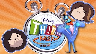 Disney Think Fast - Game Grumps VS