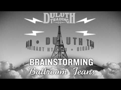 Duluth Trading Radio Commercial: Brainstorming Ballroom®  Jeans