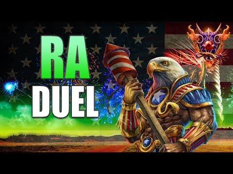 Ra Duel Gameplay | SMITE Masters Ranked | Mage Battle!