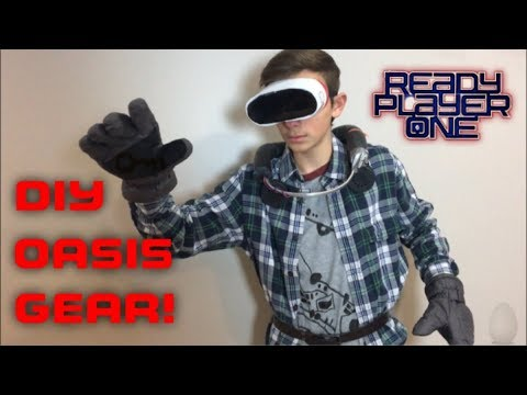 Make A Wade Watts Costume From Ready Player One!