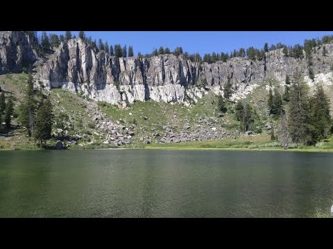 Relax on the peaceful shores of White Pine Lake