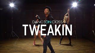 Luh Kel Tweakin | Marissa Heart Dance Class