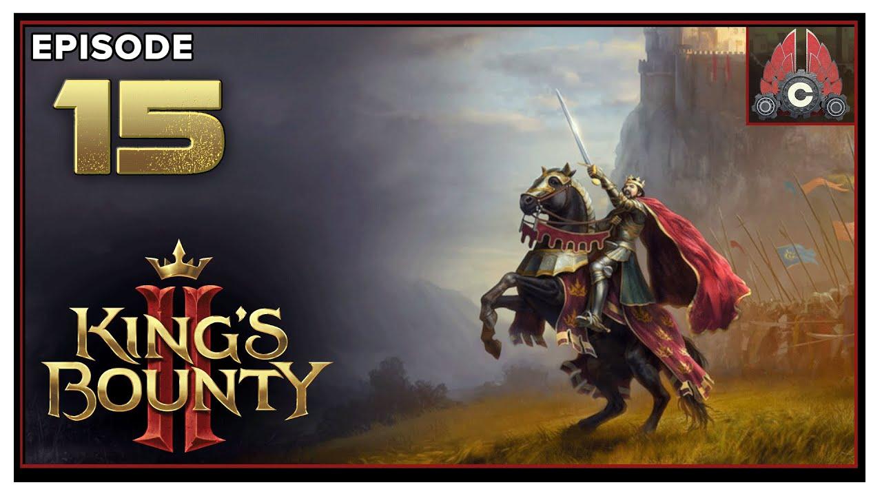 CohhCarnage Plays King's Bounty II - Episode 15