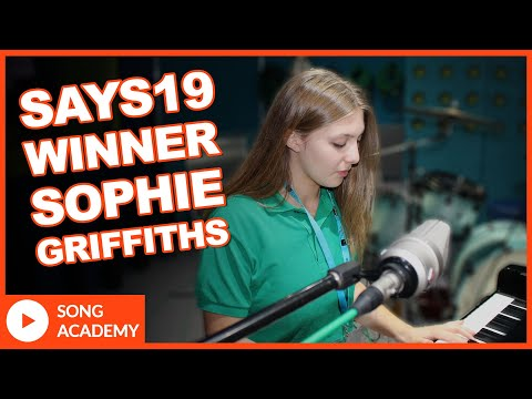 Song Academy Young Songwriter 2019 Competition Winners' Recording Studio Day - Sophie Griffiths Mp3