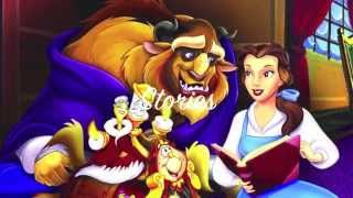 Beauty and the Beast - Stories w/ Lyrics