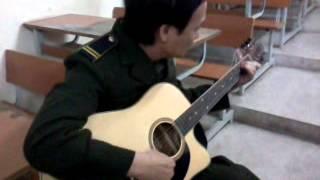 Que em mien trung du (guitarist: bac bv)