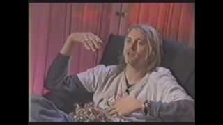 Курт Кобейн - интервью 1993 года (часть 1) Nirvana