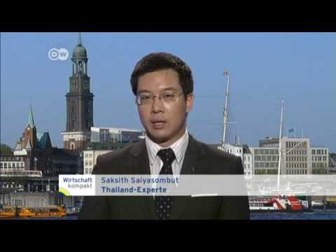 Thailand Coup D'etat - Deutsche Welle: Wirtschaft Kompakt/Business Brief - May 23, 2014