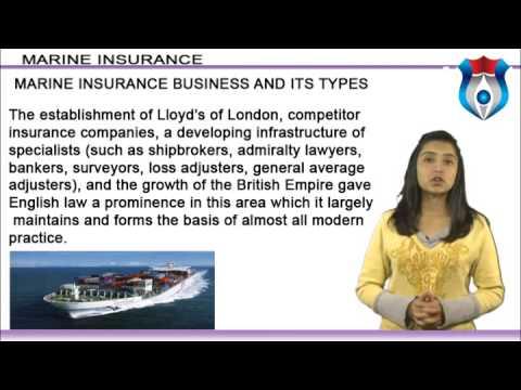 Marine Insurance new