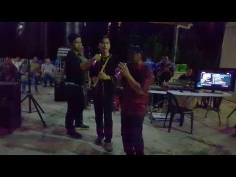Sitim Bandaron & Rayon Sitim Bandaron(Seruling),Raymond Sitim Bandaron- Kada Toboko Upus Nu Doho