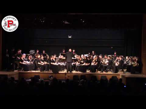 Portsmouth High School Symphonic Band: Africa- Ceremony, Song, and Ritual (Scholarship Concert 2018)