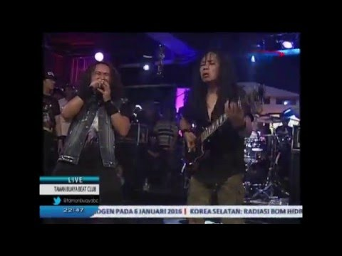 EDANE Territory Cover Sepultura (Live in TVRI)