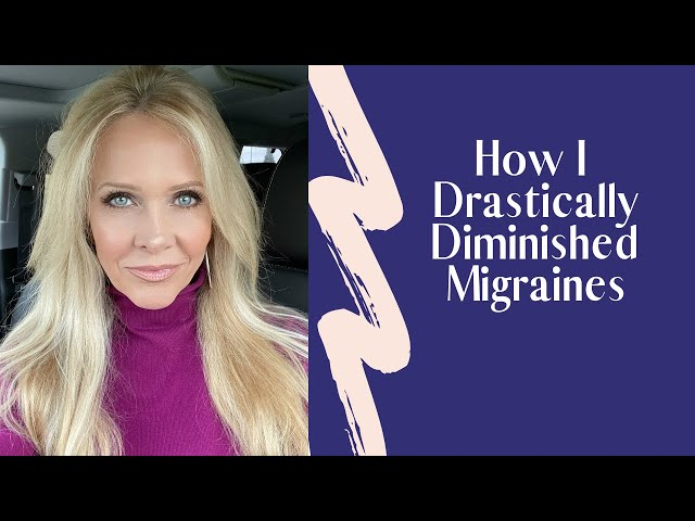 Migraines & Women - an unusual reason you might get them