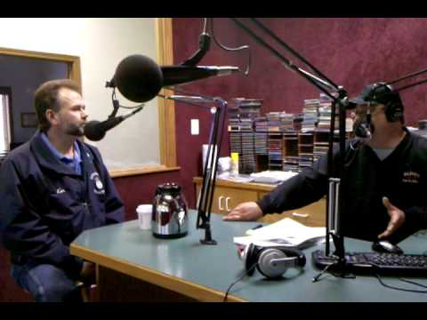 Eagle 101.5 Snowman Cam Radio Interview