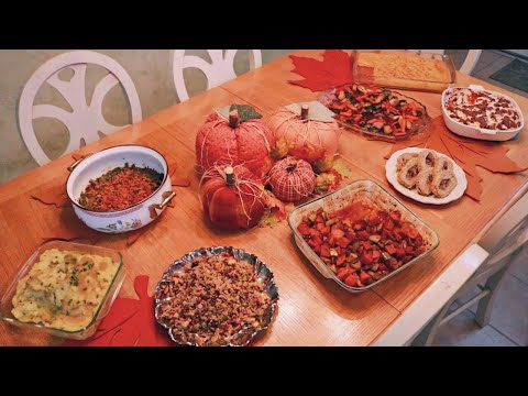 GUIDE TO VEGAN THANKSGIVING / HOLIDAY FEAST (2017)