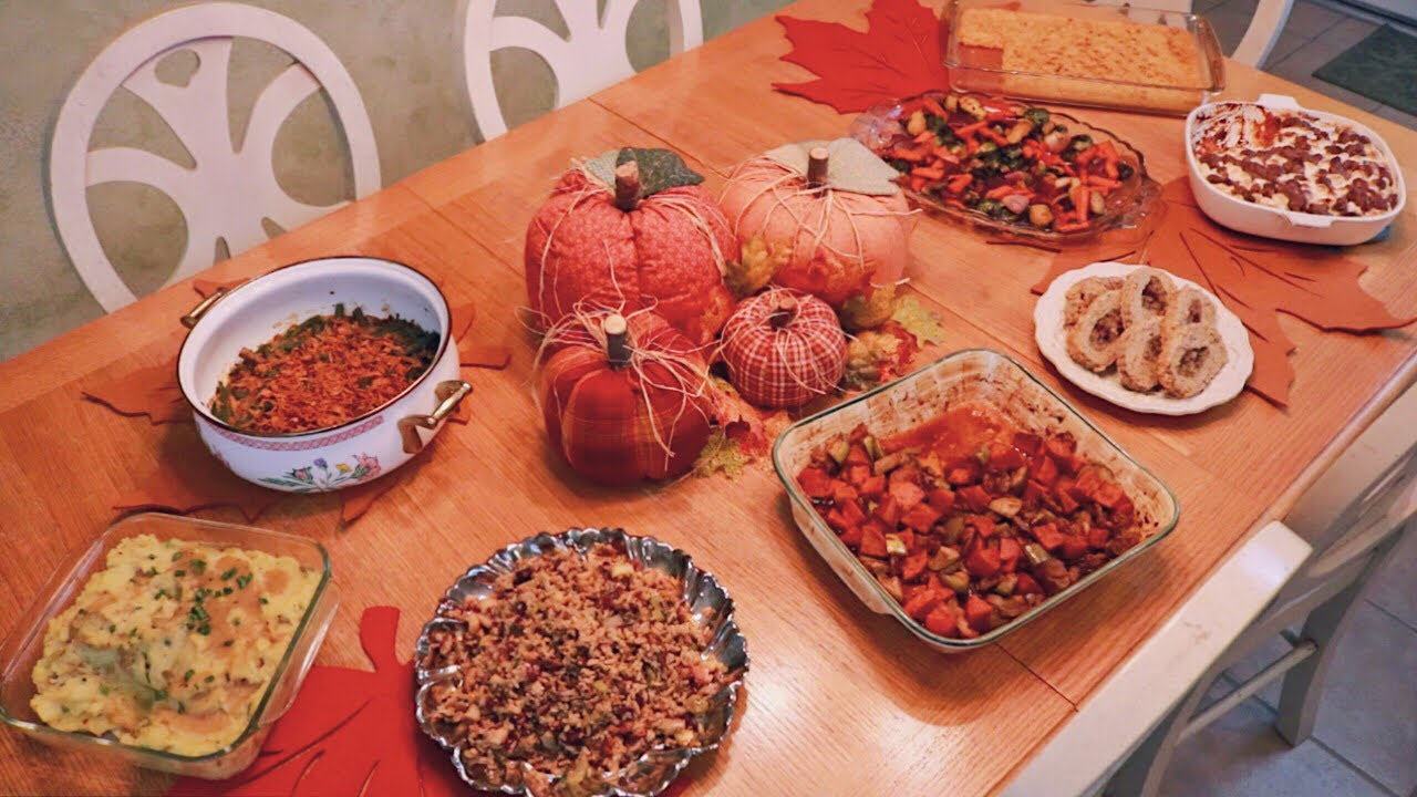 Frühstücksideen Buffet A Chill Vegan S Guide To Vegan Thanksgiving 2017 Amazing Vegan