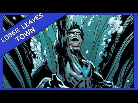 Loser Leaves Town   Nightwing #31