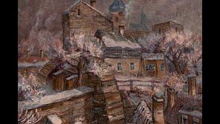 Tallinna vanalinn 1940ndatel aastatel - Nikolai Kull