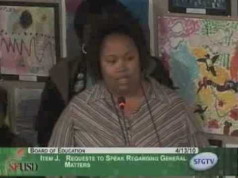 An SFUSD Para Speaks Up for Her Students and Her Job