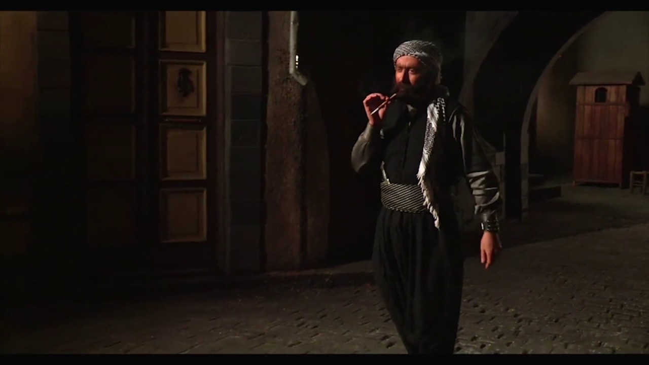 أقوى مواجهة بين الواوي وأبو ظافر , باب الحارة 6 مصطفى الخاني , أيمن زيدان
