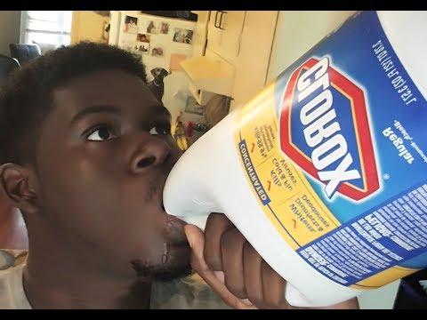How To Drink Clorox Bleach