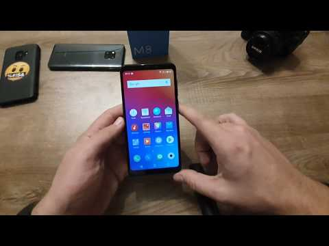 Meizu M8 Unboxing [Greek]