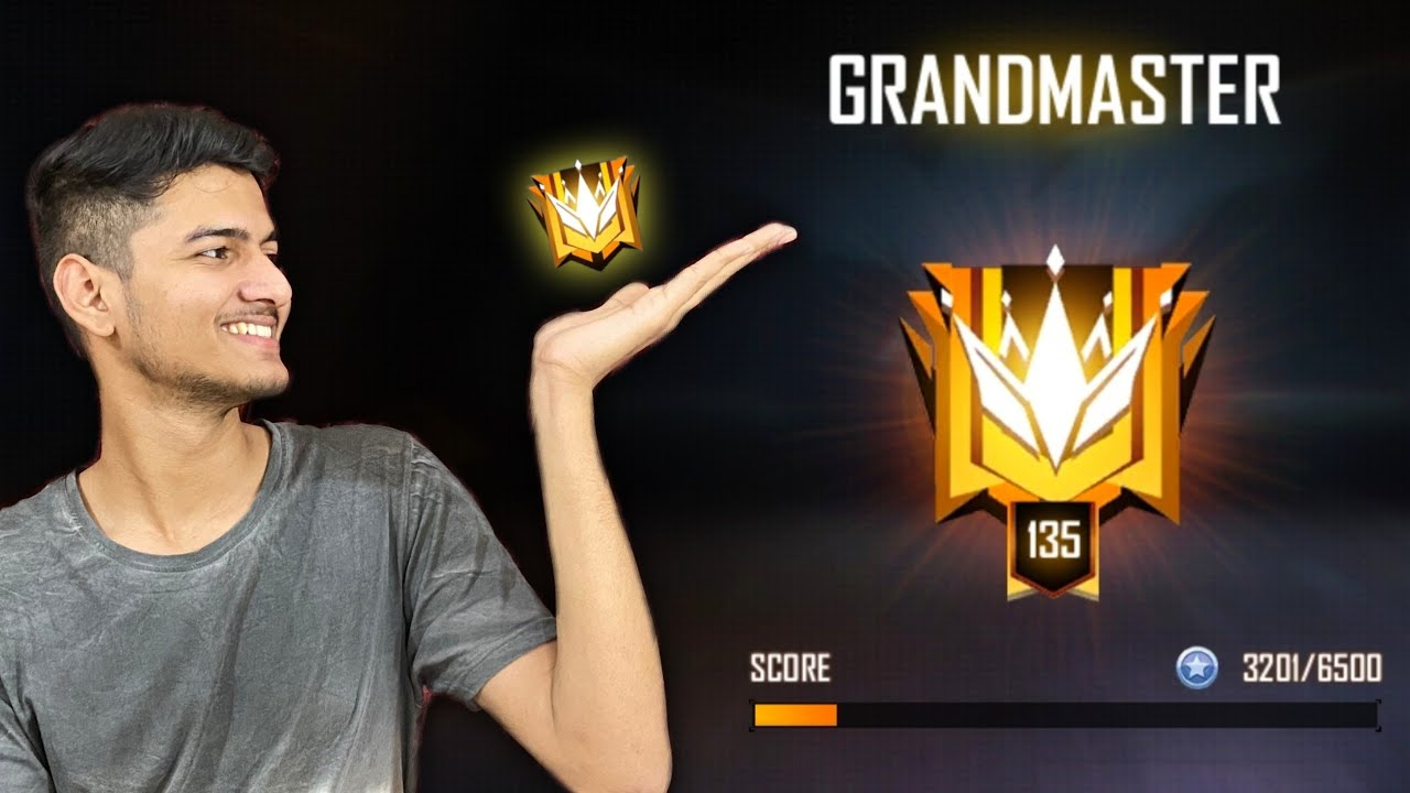 ROAD TO GRANDMASTER IN 17HOURS !! SEASON 20 HIGHLIGHTS FREEFIRE - SHADOW SHOOTER