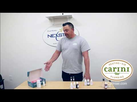 Water Testing Made Easy with Carini Air