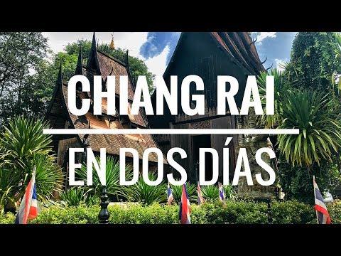 DOS DÍAS EN CHIANG RAI - TAILANDIA 🇹🇭| Comiviajeros.com🌍