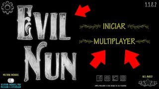 HOW to PLAY EVIL NUN ONLINE MULTIPLAYER! (EVIL NUN IN ROBLOX)