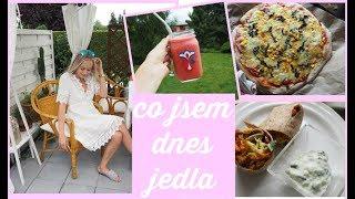 CO JSEM DNES JEDLA #2 | QUESADILLA, PIZZA, ...