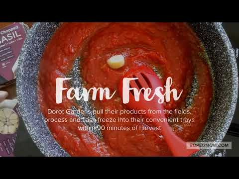 Save Time Prepping Your Herbs with Dorot Gardens
