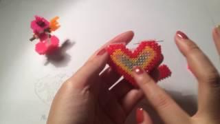my 3d perler beads creation #SugarSugarRune #シュガシュガルーン.
