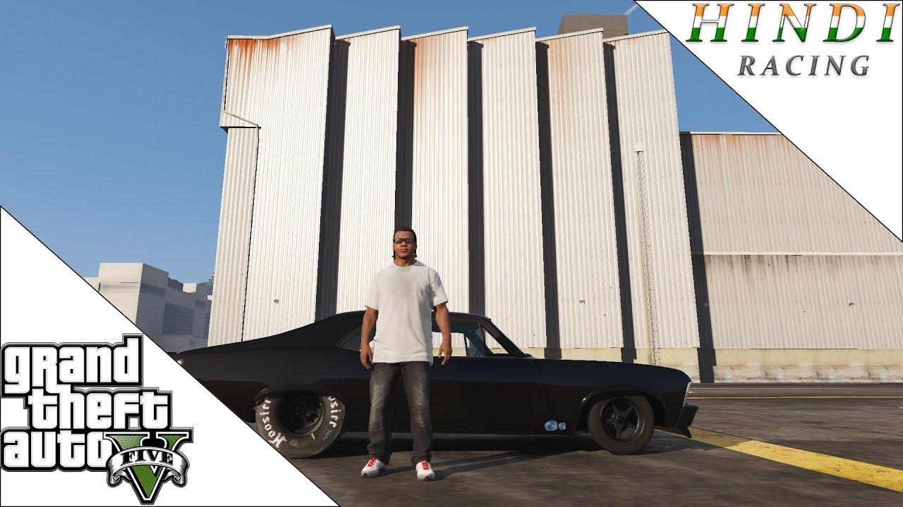 GTA 5 RACING NOVA HINDI #46