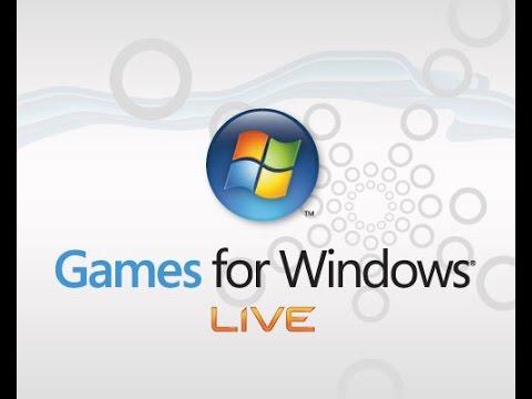 Как очень легко зарегистрироваться в Games for Windows - LIVE