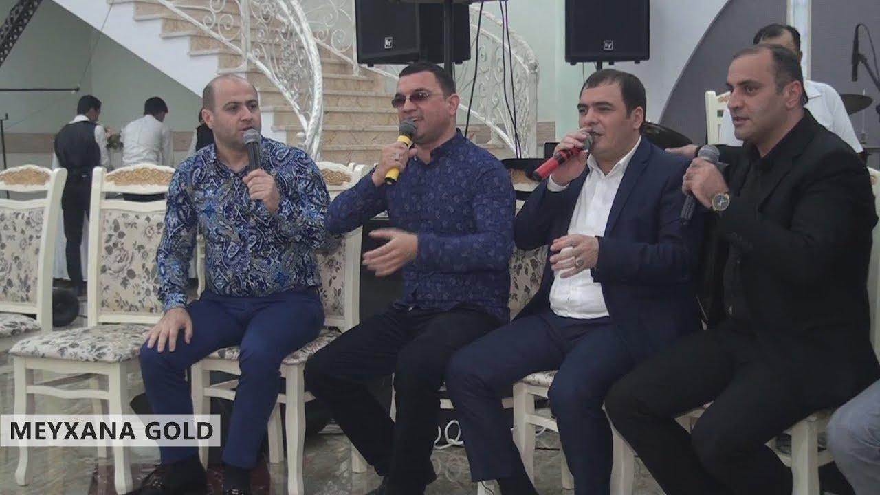 BAŞQA ŞEY DEYİL (Mehman, Eldeniz, Ilqar, Mubariz, Teymur, Agamirze) Meyxana 2018