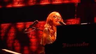 "Tori Amos ""Father Lucifer"" at Bob Carr Performing Arts Centre in Orlando, FL"