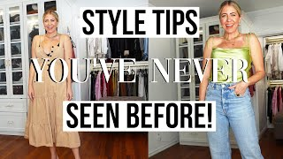 5 EASY Spring Style Tips you've NEVER SEEN BEFORE
